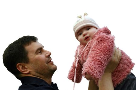 Pióro i córką
