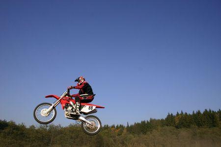 Jump. Stock Photo - 424275