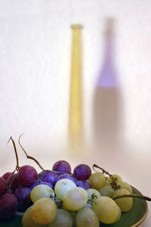 Grapes. Stock Photo - 450700