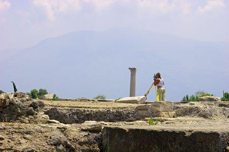archaeologist: Archaeologist.