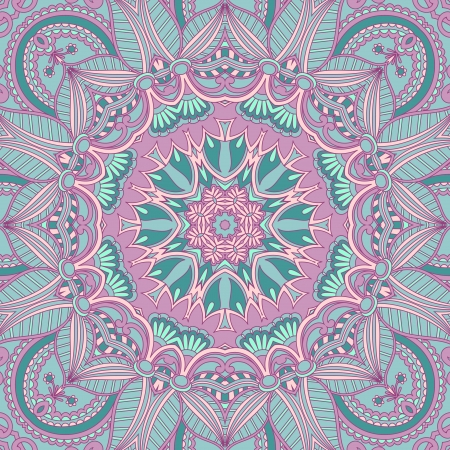 vintage pattern for print, embroidery  you can use this pattern for carpet, shawl, pillow, cushion   Vector