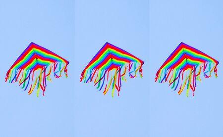 Three kites  photo