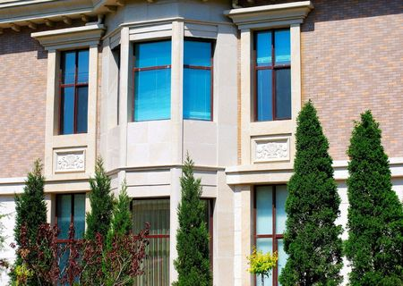 Part of the house. Close up. Stock Photo - 5553035