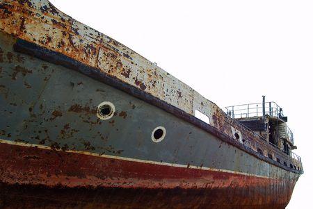 Old ship photo