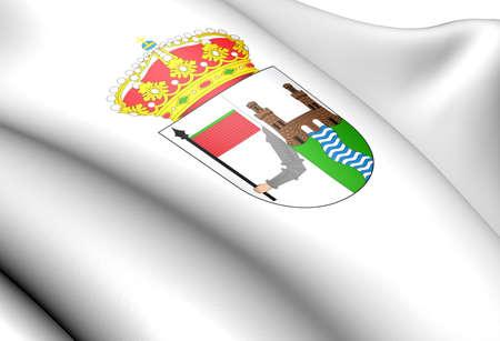 zamora: Zamora City Coat of Arms, Spain. Close up.  Stock Photo