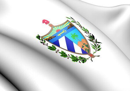 Cuba Coat of Arms. Close Up.   photo