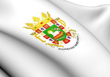 puertorico: Puerto Rico Coat of Arms. Close Up.