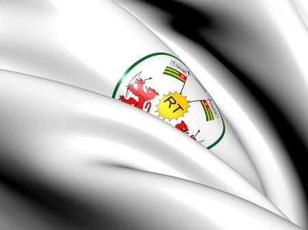 togo: Togo Coat of Arms. Close Up.