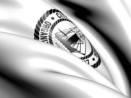 Tampa Coat of Arms, USA. Close Up.    photo