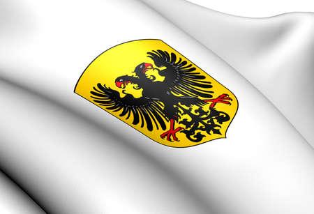 confederation: Confederazione tedesca Coat of Arms 1815-1866 Close Up