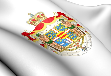 royal house: Royal Coat of Arms of Denmark  Close Up