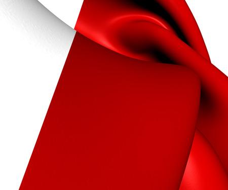 Flag of Dubai, United Arab Emirates. Close Up. Stock Photo