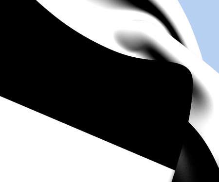 delft: Flag of Delft, Netherlands. Close Up.