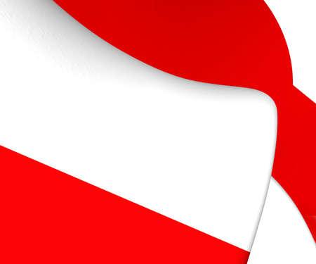 dordrecht: Flag of Dordrecht, Netherlands. Close Up.