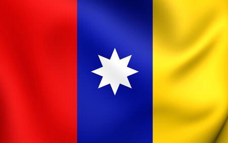 confederation: Merchant e Bandiera civile della Repubblica della Nuova Granada, 1831-1857, e la Confederazione Granadine, 1857-1861.
