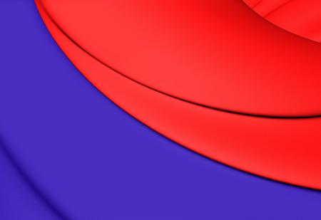 canton: 3D Flag of Tessin, Switzerland. Close Up.