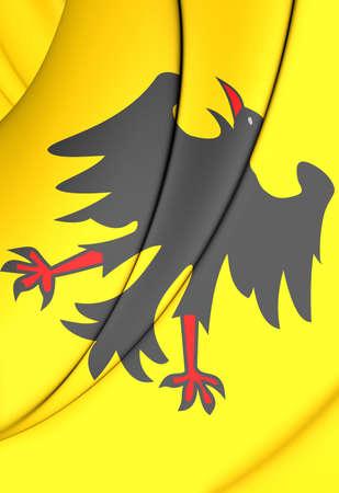 emperor: 3D Holy Roman Emperor Flag (Before 1400).
