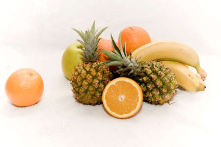 nonfat: fruits Stock Photo