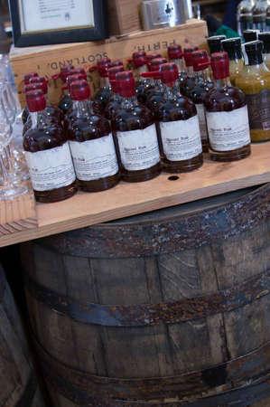 distillery: Breckenridge Distillery, 01262013 - Spiced Rum Editorial
