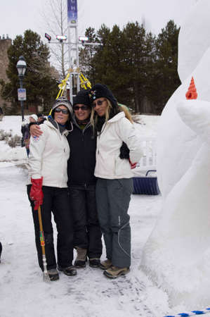 smoother: Breckenridge, Colorado  01262013- Ice Sculpture Competition Argentina