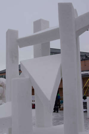 smoother: Breckenridge, Colorado  01262013- Ice Sculpture Competition Star Germany