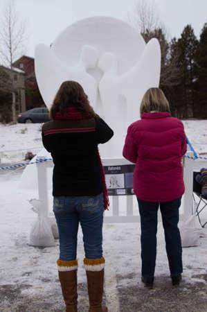 smoother: Breckenridge, Colorado  01262013- Ice Sculpture Competition Estonia