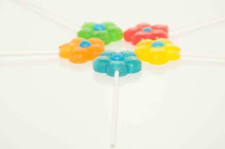 Easter Lollipops Stock Photo - 17743966