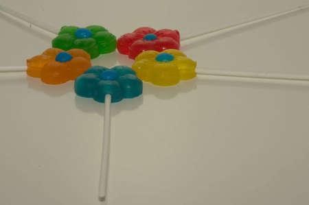 Easter Lollipops Stock Photo - 17743985