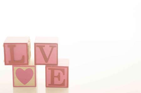 Valentine s Day Love Blocks