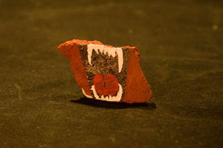 vehemence: Emotion Rock - Enraged Stock Photo
