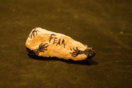 vehemence: Emotion Rock - Fear