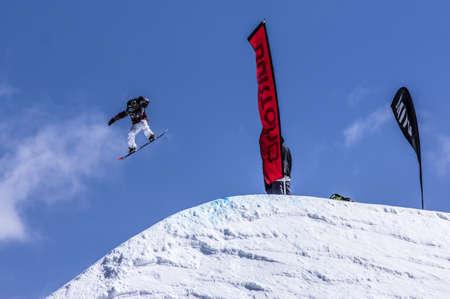 Vail, Co. - February 28, 2013 - Burton US Open Snowboarding Championship Half Pipe Slopestyle