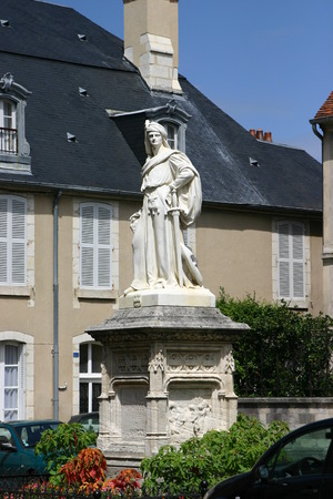 jacques: Monument of Jacques Coeur in Bourges