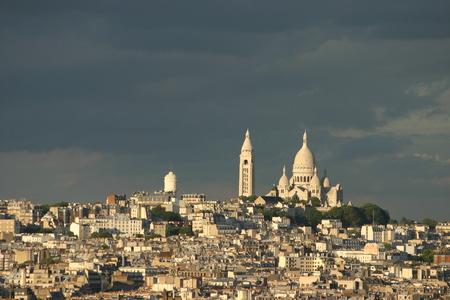 coeur: Sacre Coeur at Montmartre