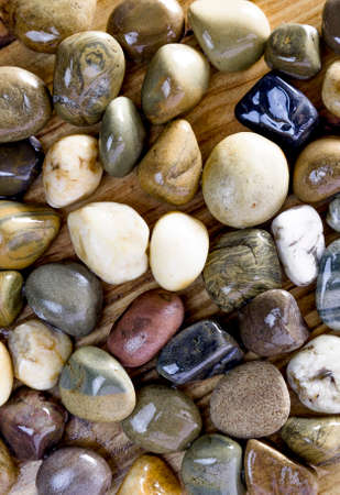 quell: pebbles Stock Photo