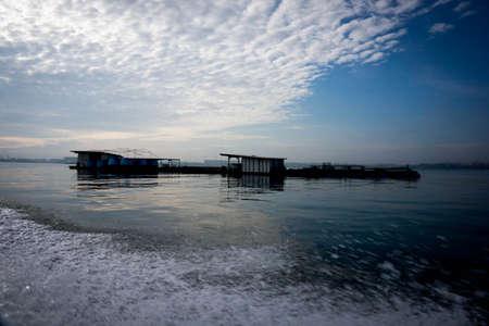 qui: Offshore fishing - Kelong