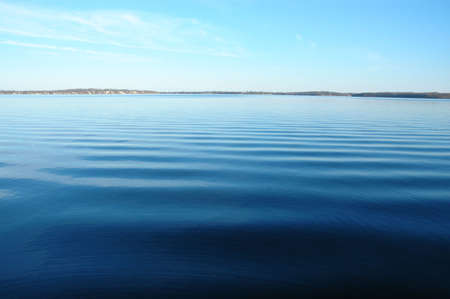 Lake Monona as seen from Monona Convention Center Stock Photo - 243531