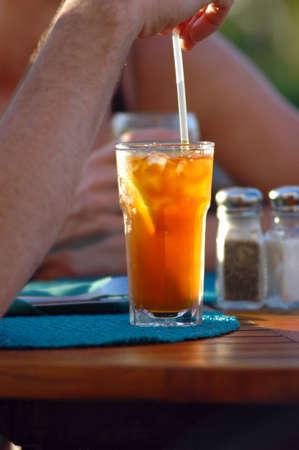 Ice cold drink Stock fotó