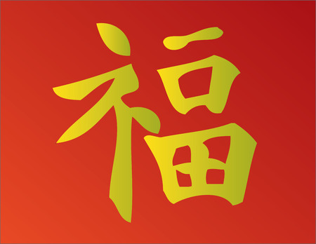 thriving in Chinese characters