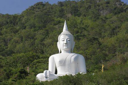 Wat Thep Phithak Punnaram Stock Photo