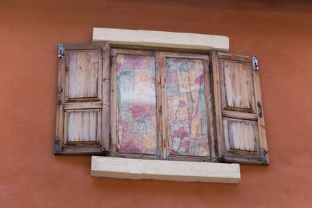 Old Windows Morocco Style