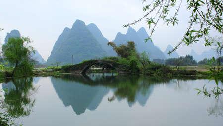 Guilin scenery, china