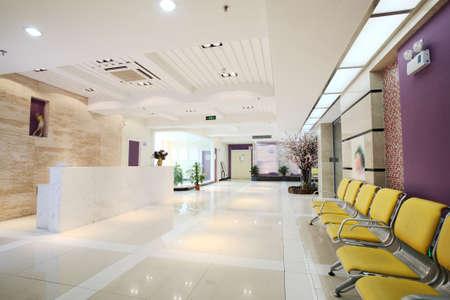 Modernization of the office lobby, reception area Stock Photo - 10265464