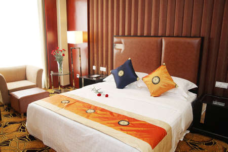 tel rooms, the hotel Stock Photo - 10265469