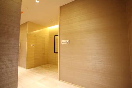 perspectiva lineal: Ba�o de Hotel, hermosas fotos interiores, decoraci�n de interiores