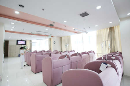 Within hospitals,infusion therapy Hall