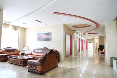 Public indoor environment,rest area
