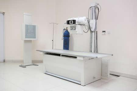 penetracion: La habitaci�n del hospital, la radiolog�a de los equipos