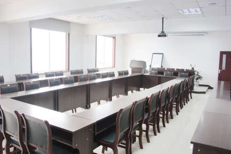 Empty conference room for very important meetings Stock Photo - 10306056