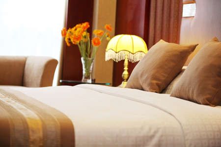 luxury hotel room: Warm hotel rooms, Hotel